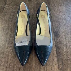 Anne Klein Navy Blue Heels